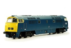 D1072 Western Glory BR Blue with Full Yellow Ends