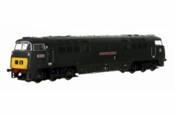 Class 52 Western Yeoman BR Green SYP D1035
