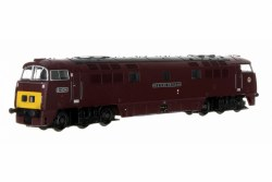 Class 52 Western Dragoon BR Maroon SYP D1034