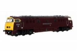 Class 52 Western Gladiator BR Maroon FYE D1016
