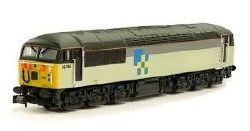 Class 56 Co-Co 56 056 BR Railfreight Construction Sector Doncaster Built