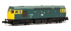 Class 27 BR Blue Livery No 27108