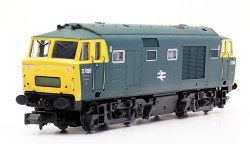 Class 35 Hymek B-B D7035 BR Blue with Full Yellow Panels (Dummy Unit)