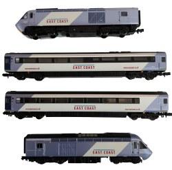 Class 43 HST East Coast 43309/43306