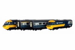 Class 43 HST Intercity 125 Blue/Grey W43015 & W43190