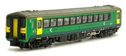 Class 153 153378 Central Trains