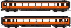 Class 156 156509 Strathclyde Orange/Black