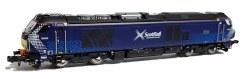 Class 68 'Daring' 68006 Scotrail