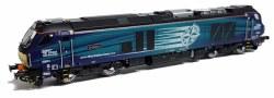 Class 68 'Evolution' 68001 DRS