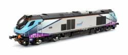 Class 68 Brutus 68019 Trans Pennine Express