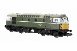 Class 26 D5310 BR Green SYP (Preserved)