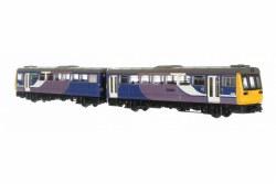 Class 142 Northern Rail (de-branded) 142096
