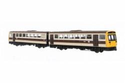 Class 142 Mock Great Western Choc & Cream  142022