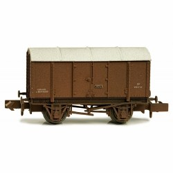 Gunpowder Van BR M701059 Weathered