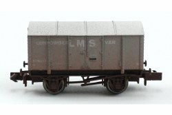 Gunpowder Van LMS 299035 Weathered