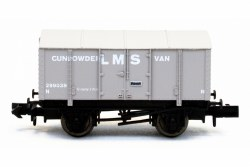 Gunpowder Van LMS 299039