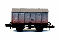 Gunpowder Van LMS 701025 Weathered
