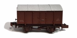 Gunpowder Van BR M701055 Weathered