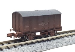 Gunpowder Van SR 62139 Weathered