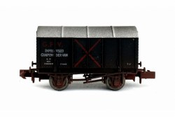 Gunpowder Van SR Improvised GPV 59060 Weathered