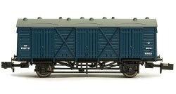 Fruit D Wagon W38121 BR Blue with Dark Grey Roof