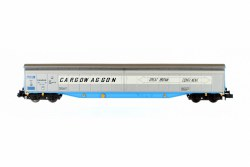 Ferry Wagon Cargowaggon 33 80 279 7656-6P White Stripe