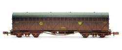 Siphon H GWR 1424 Weathered