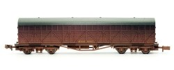 Siphon H BR W1434 Weathered
