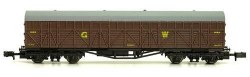 GWR Siphon H Wagon 1432 GWR Brown