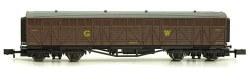 GWR Siphon G Wagon W1441 BR