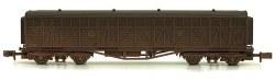 GWR Siphon G Wagon 1443 GWR Brown Weathered