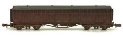 GWR Siphon G Wagon W1441 BR Weathered