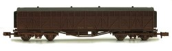 GWR Siphon G Wagon W1459 BR Weathered