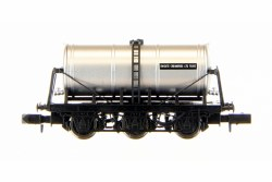 6 Wheel Milk Tanker United Creameries (Silver) 70355
