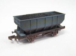 Cadbury 21T Hopper Weathered