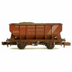 21t Hopper Pilkington 1974 Weathered