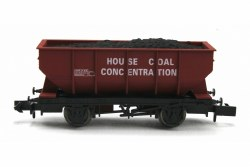 21T Hopper House Coal Concentration B429912