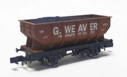 21T Hopper G Weaver Bauxite 158