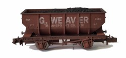 21T Hopper G Weaver Bauxite 158 Weathered