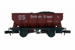 21T Hopper British Steel 39 Weathered