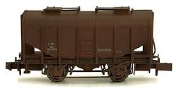 Bulk Grain Hopper 701376 LMS Bauxite Weathered
