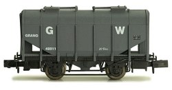 Bulk Grain Hopper GWR 42303
