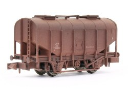 Bulk Grain Hopper LMS 700350 Weathered