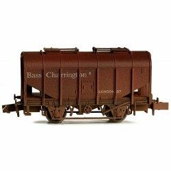 Bulk Grain Hopper Bass Charrington 37 Weathered