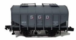 Bulk Grain Hopper SGD 18