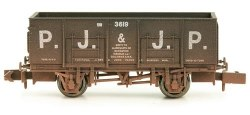 20T (21T glw) Steel Mineral Wagon PJ & JP Weathered
