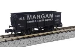 20t Steel Mineral Wagon Margam 158