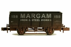 20T Steel Mineral  Margam 158 Weathered