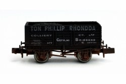 7 Plank Wagon Ton Philip 277 Weathered