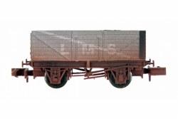 7 Plank LMS Grey 302087 Weathered